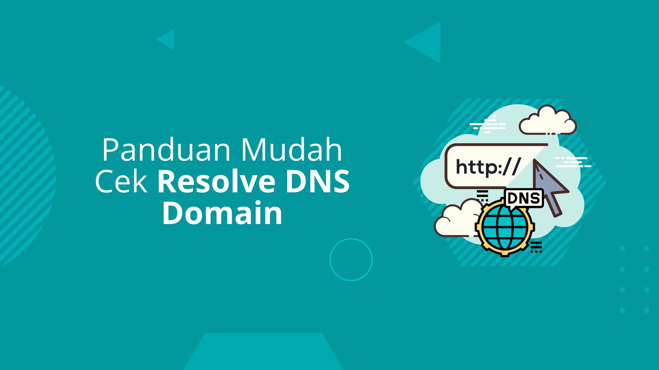 cara resolved domain